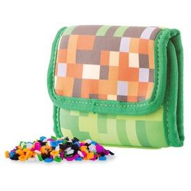 Pixie pénztárca - zöld, terepszínű