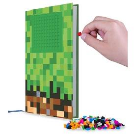 Pixie napló - zöld, terepszínű