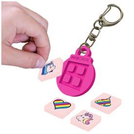 Pixie kulcstartó - rózsaszín
