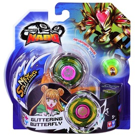 Infinity nado standard-glittering butterfly blisz.