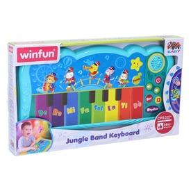 Varázslatos zongora bébijáték