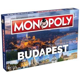 Monopoly társasjáték - Budapest kiadás