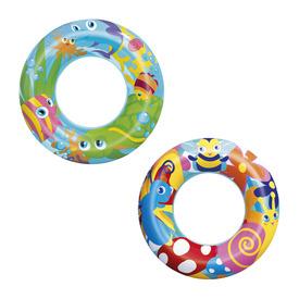 Bestway 36013 Mintás úszógumi - 56 cm, többféle