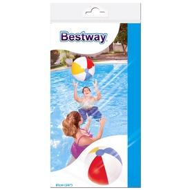 Bestway 31022 Felfújható csíkos strandlabda 61 cm