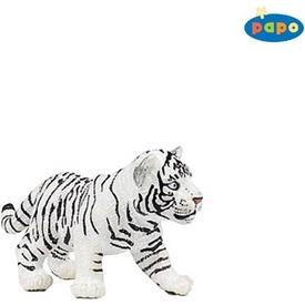 Papo fehér tigris kölyök 50048
