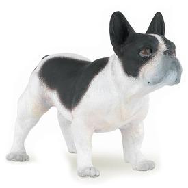 Papo fekete-fehér francia bulldog 54006