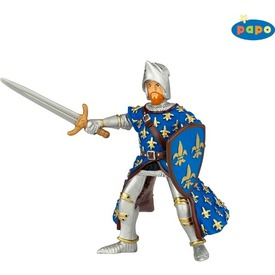 Papo kék Fülöp herceg 39253