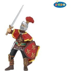 Papo piros nemes lovag 39266