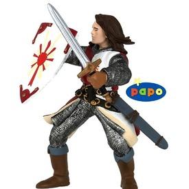 Papo piros Lancelot lovag 39282