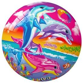 Delfin gumilabda - 23 cm