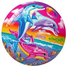 Delfin gumilabda - 14 cm