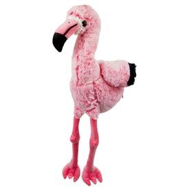 Flamingó plüssfigura - 35 cm