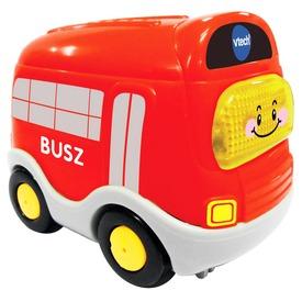 Toot-Toot busz bébijáték - 8 cm