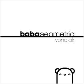 Babageometria - vonalak lapozókönyv