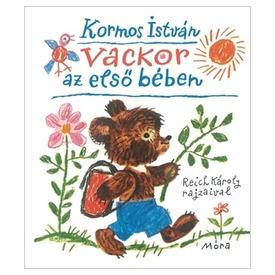 Kormos István: Vackor az első bében mesekönyv