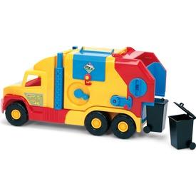Wader Super Truck kukásautó - 59 cm Itt egy ajánlat található, a bővebben gombra kattintva, további információkat talál a termékről.
