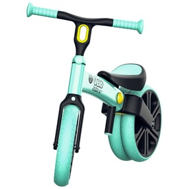 Y Velo Junior Balance Bike Green