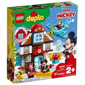 LEGO® DUPLO Mickey hétvégi háza 10889