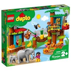LEGO® DUPLO Trópusi sziget 10906