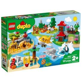LEGO® DUPLO A világ állatai 10907