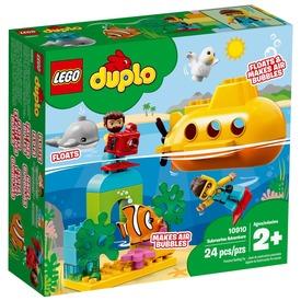 LEGO® DUPLO Tengeralattjárós kalandok 10910