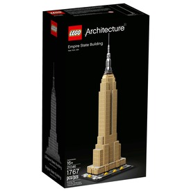 LEGO® Architecture Empire State Building 21046