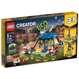 LEGO® Creator Vásári körhinta 31095