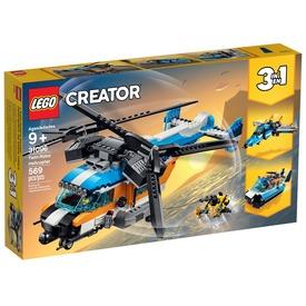 LEGO® Creator Ikerrotoros helikopter 31096