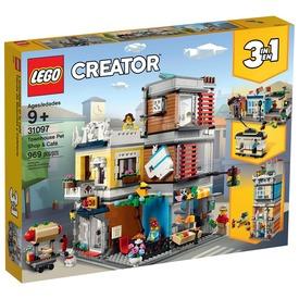 LEGO® Creator Kisállat kereskedés és kávézó 31097