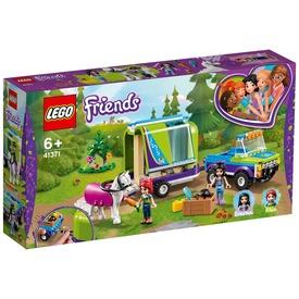 LEGO® Friends Mia lószállító utánfutója 41371