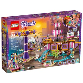 LEGO® Friends Tengerparti vidámpark 41375