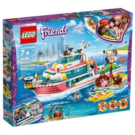 LEGO® Friends Mentőhajó 41381