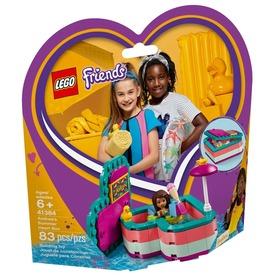 LEGO® Friends Andrea nyári szív doboza 41384