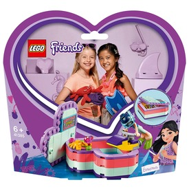 LEGO® Friends Emma nyári szív doboza 41385