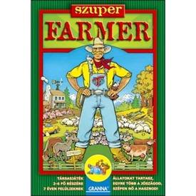 Granna Szuper farmer társasjáték Itt egy ajánlat található, a bővebben gombra kattintva, további információkat talál a termékről.