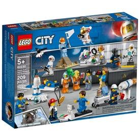 LEGO® City Űrkutatás és fejlesztés figurák 60230