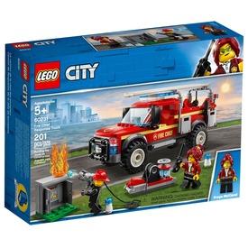 LEGO® City Tűzoltó-parancsnoki rohamkocsi 60231