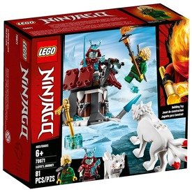 LEGO® Ninjago Lloyd utazása 70671
