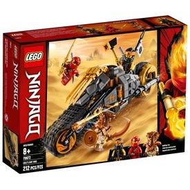 LEGO® Ninjago Cole cross motorja 70672