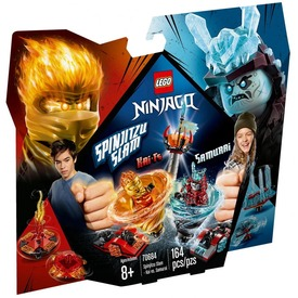 LEGO® Ninjago Spinjitzu csapás Kai Samurai 70684