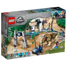 LEGO® Jurassic World Triceratops tombolás 75937