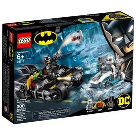 LEGO® Super Heroes Mr. Fagy Batmotoros csata 76118