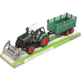 Markoló traktor utánfutóval 101049888. 17006-7 Itt egy ajánlat található, a bővebben gombra kattintva, további információkat talál a termékről.