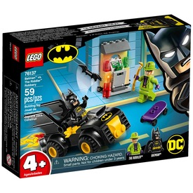 LEGO® Super Heroes Batman Rébusz ellen 76137