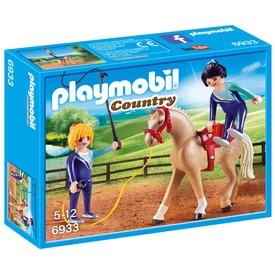 Playmobil műlovaglás edzés 6933