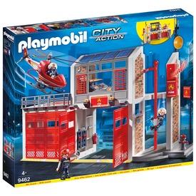 Playmobil óriás tűzoltóállomás 9462
