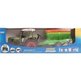 Farm World traktor gabonaszállítóval - 43 cm Itt egy ajánlat található, a bővebben gombra kattintva, további információkat talál a termékről.