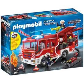 Playmobil tűzoltóautó vízágyúval 9464