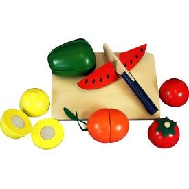 Színes vágható fa gyümölcsök Itt egy ajánlat található, a bővebben gombra kattintva, további információkat talál a termékről.