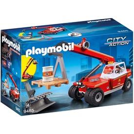 Playmobil darus tűzoltóautó 9465